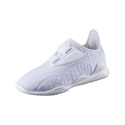 Puma MOSTRO FASHION RUNNING WEIß