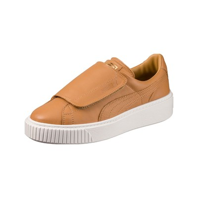 Puma BASKETS EN CUIR BICOLORE Chaussure France_v9519