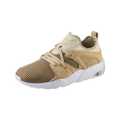 Chaussures Homme | Puma BLAZE OF GLORY BASKETS RUNNING OCRE