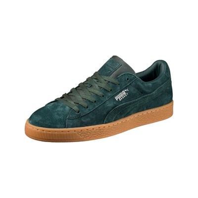 Puma LOW SNEAKERS GRÜN