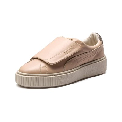 Puma BASKETS BASSES ROSE CLAIR Chaussure France_v9057