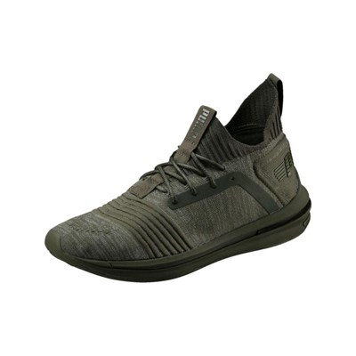 Puma IGN LIMITLESS SR EVOK BASKETS RUNNING KAKI Chaussure France_v10519