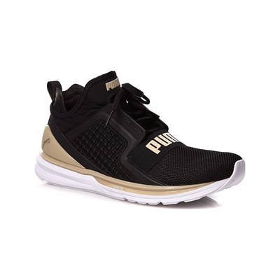 Puma LIMITLESS LOW SNEAKERS SCHWARZ
