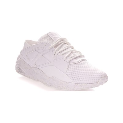 Puma SOCK CORE BASKETS RUNNING BLANC Chaussure France_v10067