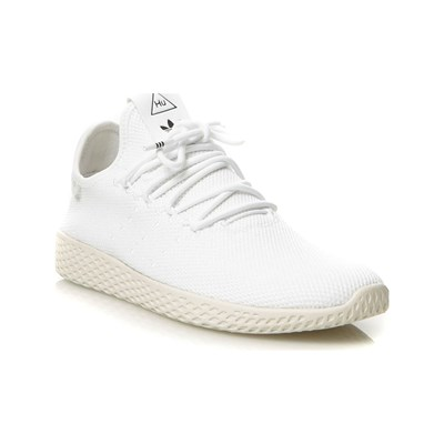adidas Originals PW TENNIS HU BASKETS BASSES BLANC Chaussure France_v11434