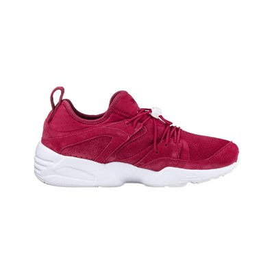 Puma BLAZE OF GLORY SNEAKERS EN CUIR FUCHSIA Chaussure France_v9515