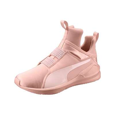 Puma FIERCE BASKETS RUNNING ROSE Chaussure France_v6544