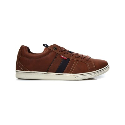 Levi's TULARE BASKETS BASSES NOISETTE Chaussure France_v7446