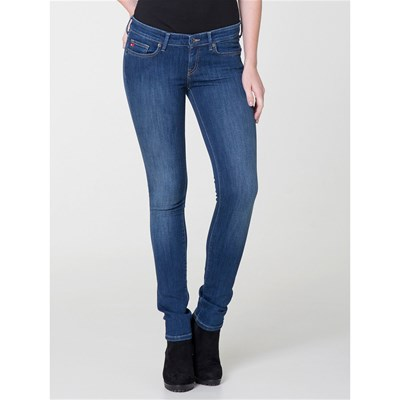 Big Star DEMI JEANS SLIM BLU