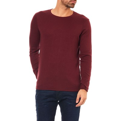 Best Mountain MAGLIA BORDEAUX