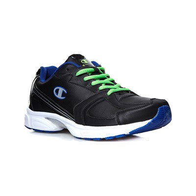 Champion BASKETS BASSES ANTHRACITE Chaussure France_v416