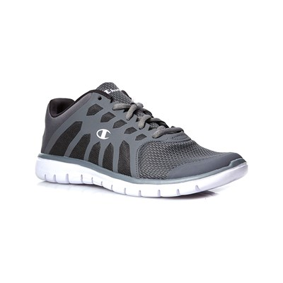 Champion BASKETS BASSES GRIS Chaussure France_v677