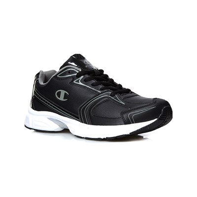 Champion LOW SNEAKERS SCHWARZ