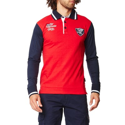 Harry Kayn POLO ROSSO