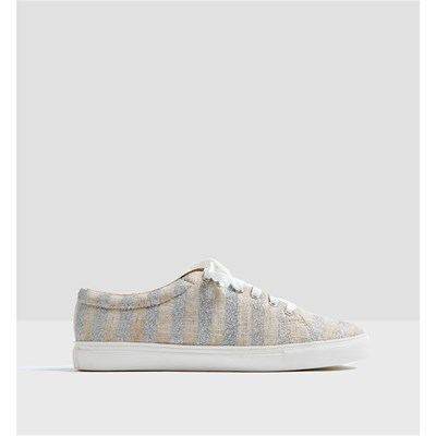 Etam LOW SNEAKERS SILBERFARBEN