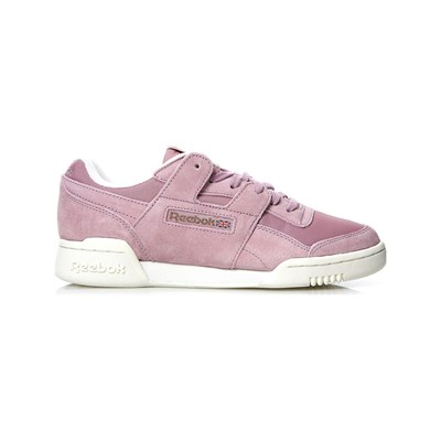 Reebok Classics WORKOUT LOW SNEAKERS LILA