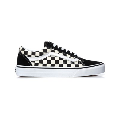 Vans OLD SKOOL LOW SNEAKERS SCHWARZ