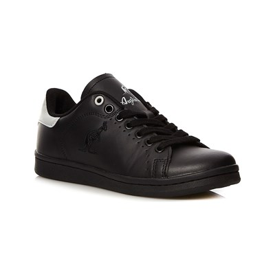 Australian LOW SNEAKERS SCHWARZ