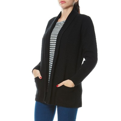 William De Faye CARDIGAN NERO