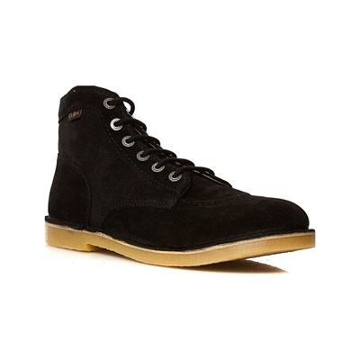 Kickers ORILEGEND BOTTINES EN CUIR NOIR Chaussure France_v7413