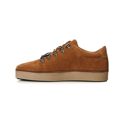 Pelle Sneakers Cammello Kickers Sprite In Iyqerwipx E2I9YeHWD