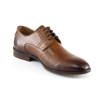 Cesare Conti DERBIES EN CUIR MARRON Chaussure France_v7813