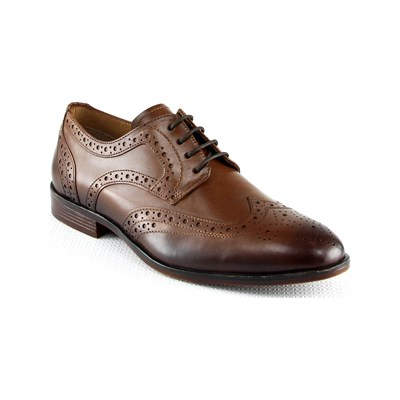 Cesare Conti DERBIES EN CUIR MARRON Chaussure France_v7816