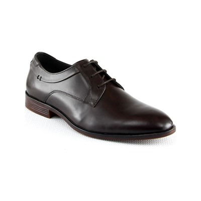 Cesare Conti DERBIES EN CUIR BRUN Chaussure France_v7811
