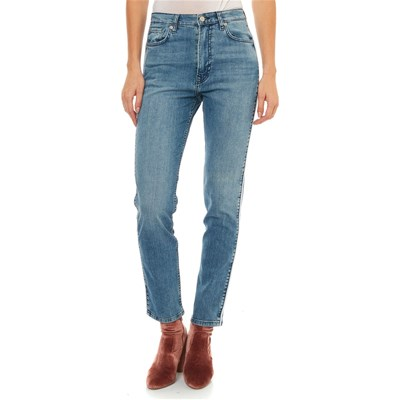 Pepe Jeans London BETTY RETRO JEANS DRITTO BLU JEANS