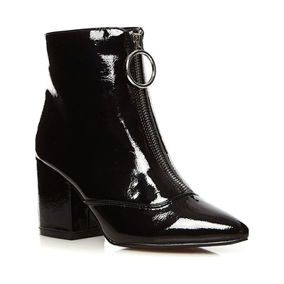 Glamorous BOTTINES NOIR Chaussure France_v1029
