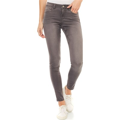 Only ULTIMATE SKINNY JEANS SLIM GRIGIO
