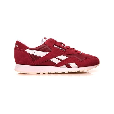 Reebok Classics CL NYLON LOW SNEAKERS WEIß