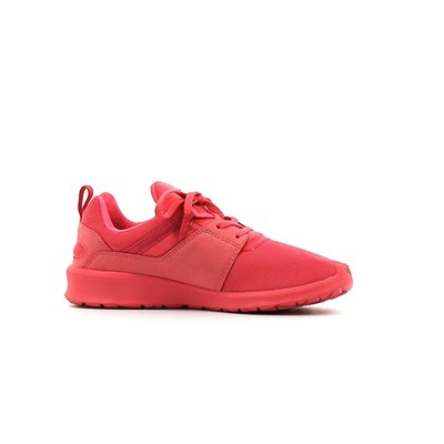 DC Shoes HEATHROW J BASKETS BASSES ROSE