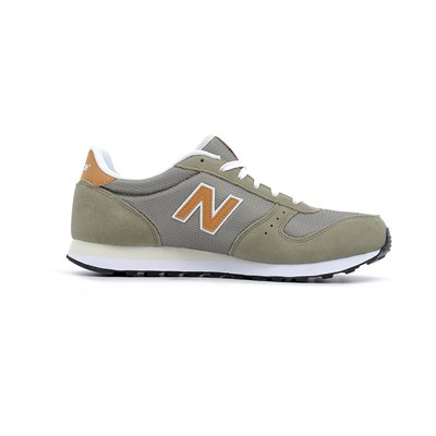New Balance ML311 BASKETS BASSES BEIGE Chaussure France_v9626