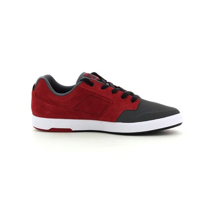 Chaussures Homme | DC Shoes NYJAH SE BASKETS BASSES ROUGE