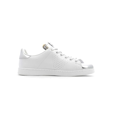 Chaussures Femme | Victoria DEPORTIVO BASKET CUIR BASKETS BASSES BLANC
