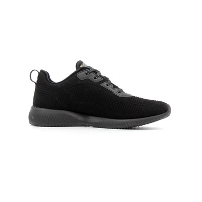 Skechers BOBS SPORT SQUAD TEAM BOBS BASKETS BASSES NOIR