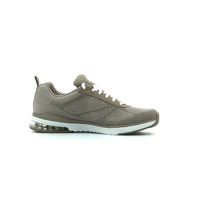 Chaussures Femme | Skechers SKECH-AIR INFINITY BASKETS BASSES GRIS