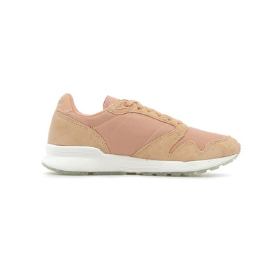 Le Coq Sportif OMEGA X W METALLIC BASKETS MONTANTES ROSE Chaussure France_v8957