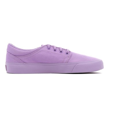 Chaussures Femme | DC Shoes TRASE TX J SHOE BASKETS BASSES ROSE