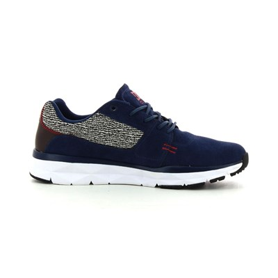 Chaussures Homme | DC Shoes PLAYER SE BASKETS BASSES BLEU MARINE