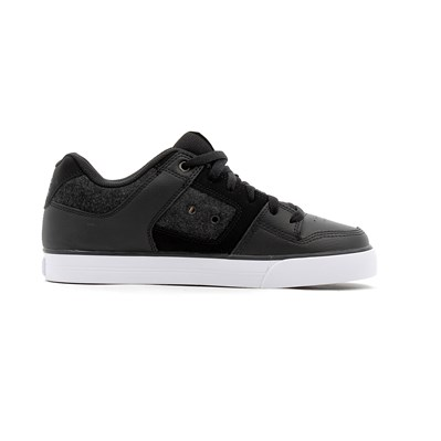 DC Shoes PURE SE BASKETS BASSES NOIR Chaussure France_v9565