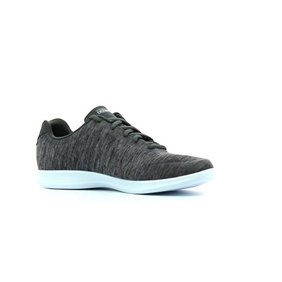 Skechers GO STEP LITE BEAM BASKETS BASSES GRIS