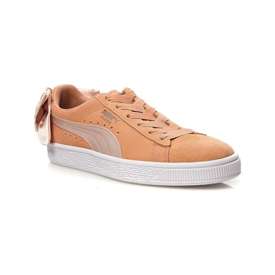 Puma LOW SNEAKERS CREMEFARBEN