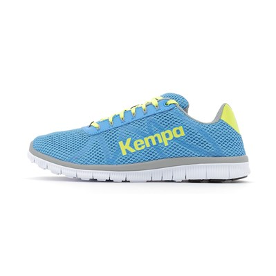 Kempa K-FLOAT BASKETS BASSES BLEU