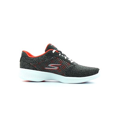 Skechers GO WALK 4 EXCEED BASKETS BASSES GRIS Chaussure France_v7691