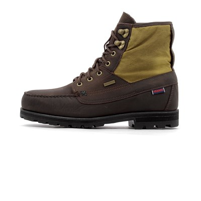 Sebago VERSHIRE LACE BOOT WATERPROOF BOOTS NOIR