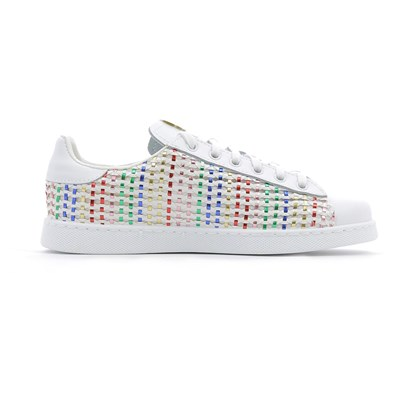 Victoria BASKET SNEAKER TRESSE BASKETS BASSES MULTICOLORE Chaussure France_v7863
