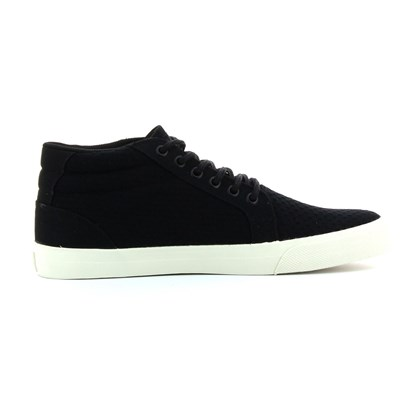 DC Shoes COUNCIL MID TX SE BASKETS MONTANTES NOIR Chaussure France_v3413