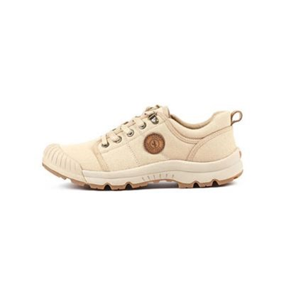 Aigle TENERE LIGHT LOW CVS BASKETS BAISSES BEIGE Chaussure France_v9556